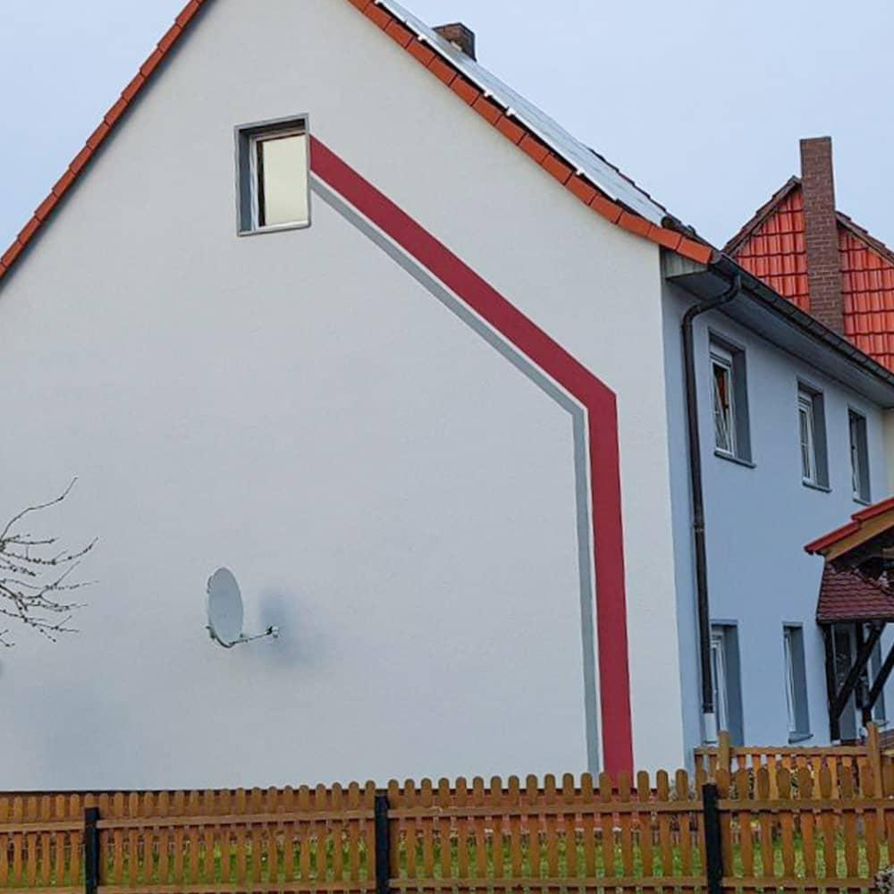 Maler Breuna Fassade Malermeister Döring